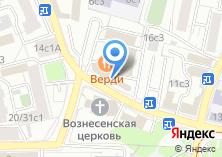 Компания «Амалия» на карте