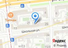 Компания «АнТаР» на карте