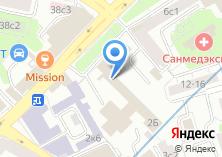 Компания «Московская Городская Федерация Киокушинкай Каратэ-до» на карте