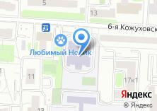 Компания «Средняя общеобразовательная школа №509» на карте