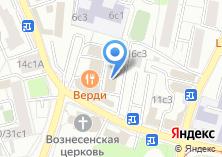 Компания «Айтерика» на карте