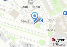 Компания «Россервис» на карте
