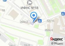 Компания «Дизельные генераторы» на карте