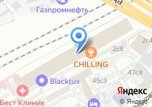 Компания «Элинмед» на карте