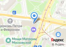 Компания «Покровская» на карте