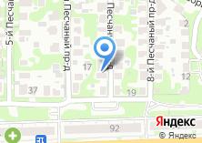 Компания «MDvery» на карте