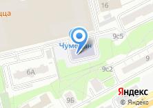 Компания «Средняя общеобразовательная школа №513» на карте