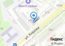 Компания «Индустрия технологий» на карте