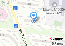Компания «НП-Строй» на карте