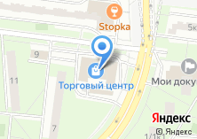 Компания «Магазин мебели на Кантемировской» на карте