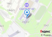 Компания «Средняя общеобразовательная школа №1466 им. Надежды Рушевой» на карте