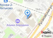 Компания «Чувашкредитпромбанк» на карте