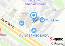 Компания «ВАВИЛОН ГРУПП» на карте