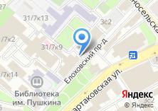 Компания «Iwant.su» на карте