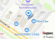 Компания «START-APP» на карте