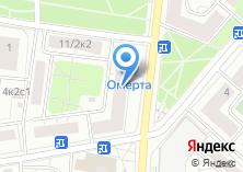 Компания «В2В» на карте