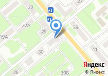 Компания «Престиж-Авто» на карте