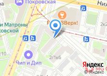 Компания «Оптика на Талалихина» на карте