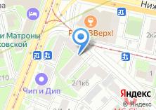 Компания «Московская Ассоциация Кулинаров» на карте