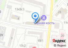 Компания «Финстатус» на карте
