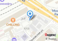 Компания «Dismail» на карте