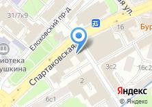 Компания «Гипрожилдорстрой» на карте