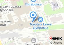 Компания «Lr-Dubrovka» на карте