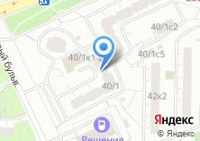 Компания «Ладошка» на карте