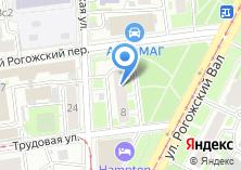 Компания «Аском-ЭМР» на карте