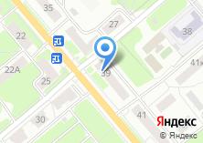 Компания «Форум» на карте
