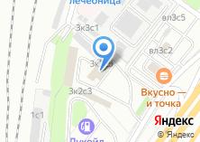 Компания «Автотехцентр Жуковского» на карте
