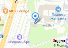 Компания «Осташковская» на карте