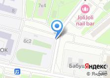 Компания «Автостоянка на Староватутинском проезде 7 вл4» на карте