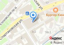 Компания «Национальный расчетный депозитарий» на карте