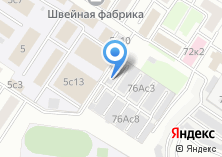 Компания «ГСК 10» на карте