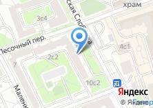 Компания «АмперВольт.рф» на карте