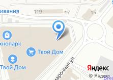 Компания «Мир лепнины» на карте