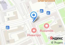 Компания «ФортунаСтом» на карте