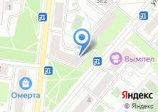 Компания «Толчеев И.А» на карте