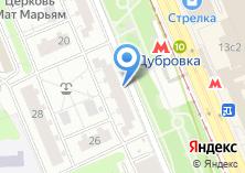 Компания «Александр-М» на карте