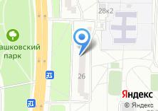 Компания «АРТ-студия Александра Фокина» на карте