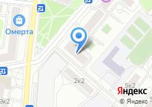 Компания «РИА» на карте