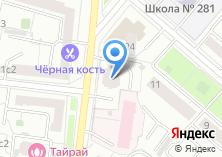 Компания «Инженерная служба Бабушкинского района» на карте