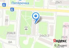 Компания «ПромВестНадзор» на карте
