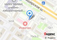 Компания «3dbio» на карте