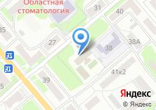 Компания «Социально-реабилитационный центр для несовершеннолетних №1 г. Тулы» на карте