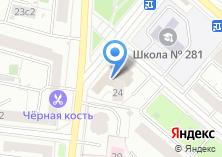 Компания «BILLA» на карте