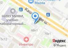 Компания «Беретта» на карте