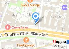 Компания «Отдел по Юго-Восточному административному округу Управления ФСБ по г. Москве и Московской области» на карте