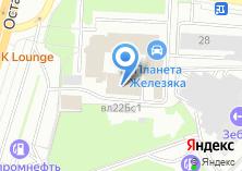 Компания «DetalMSK» на карте